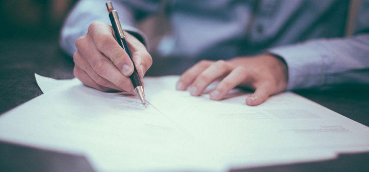 Lettres au Gouvernement