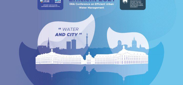 Conférence Efficient 2021 – Bordeaux les 7, 8 et 9 avril 2021