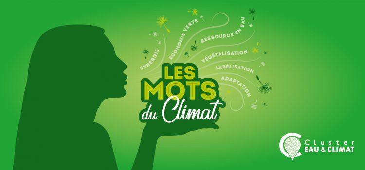 Assemblée Générale Élective et conférence les Mots du Climat